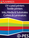 D-PES 2013 exhibitor list uv latex textile printers inks media substrates flatbed cutters prepare for exhibitor list 2014