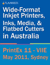 Wide-Format_Inkjet_Printers,_Inks,_Media,_and_Flatbed_Cutters_in_Australia_PrintEx_11_and_VIIE_May_2011