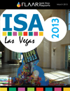 ISA 2013 Las Vegas FLAAR introductory report: wide-format printers, media and substrates, ink, prepare for exhibitor list 2014