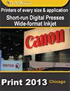 Wide Format Inkjet Printers, FESPA 2012