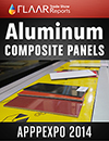APPPEXPO 2014 Aluminum Composite Panels, tradeshow FLAAR