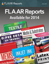 FLAAR Reports TRENDs Level 2014 UV textile printers inks media