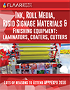 APPPEXPO 2016 ink media coater laminator CNC text FLAAR Reports