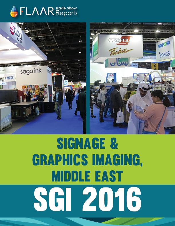 SGI Dubai 2016 general introduction FLAAR Reports