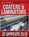 APPPEXPO 2016 Shanghai Coaters and Laminators List, Flaar tradeshow Report
