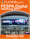 FESPA Digital 2011 Hamburg