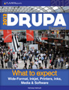 Wide-format, Inkjet, Printers, Inks, Media and Software, 2012 Drupa Dusseldorf trade show