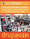 ISA 2012, Wide format printers, inks, media & substrates, laminators and coaters, trade show, expo,