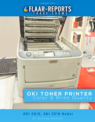 OKI C610 toner Printer FLAAR Report