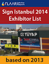 Sign Istanbul 2014-preview-based-on-2013 FLAAR Reports