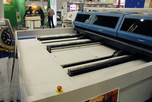 Teckwin TeckUV S2400 UV-curable flatbed printer reviews