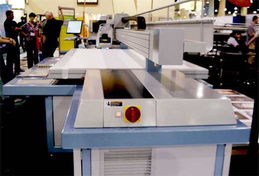 Roll to roll option for Gandinnovations Jeti 1224 UV Nanojet 2, Gandinnovations declares bankruptcy