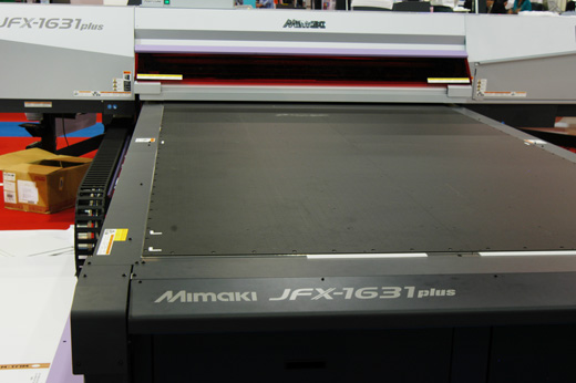 Mimaki JFX-1631plus evaluations