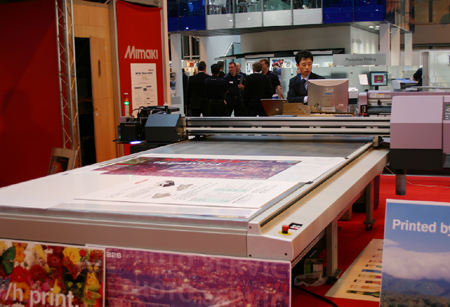 Evaluation of the Mimaki IPF 1326 flatbed UV printer