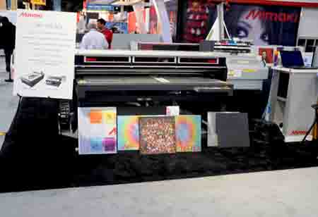 The Mimaki JF-1610 printer reviews