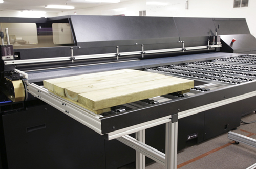 ColorSpan hybrid UV flatbed printers evaluations