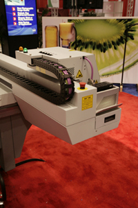 Image of Fujifilm Acuity HD2504, Oce Arizona 250 GT UV-cured flatbed printer reviews