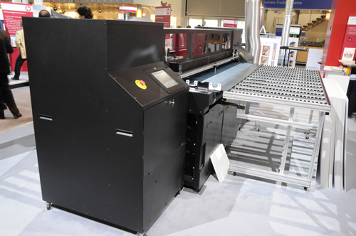 Image of the HP-Scitex FB910 printer