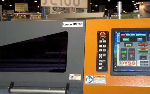 Dae Young System Co, DYSS Lasco UV160 combo UV printers