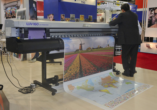 Mimaki UJV-160uv printer evaluations