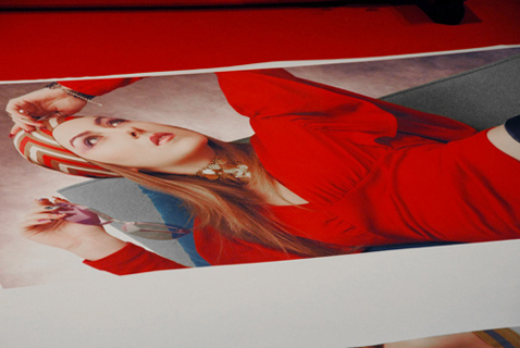the Mimaki UJV-160uv hybrid LED UV-cured flatbed printer with 3M UV-curable ink evaluations