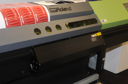Roland VersaUV Print&Cut LEC-300 evaluations