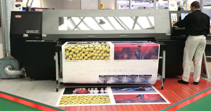 Cromaprint  22UV digital printing system
