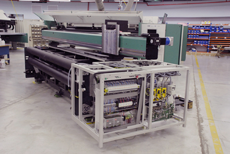 NUR Expedio 3200 UV-curable ink roll-to-roll printer