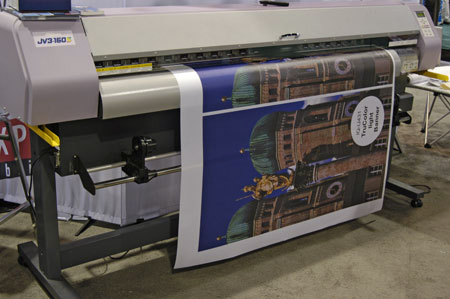Mimaki JV3 solvent ink printer reviews