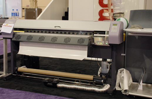 Mimaki JV3-130 solvent printer reviews