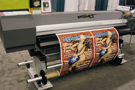 Mutoh Toucan LT eco-solvent printer reviews