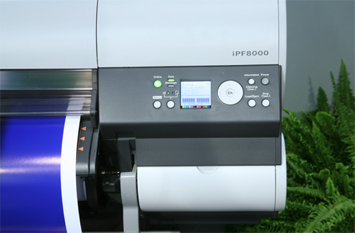 Canon imagePROGRAF iPF8000 evaluations