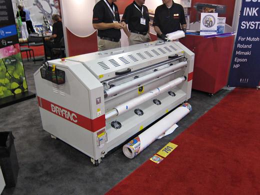 Drytac AFC 2200WB coater