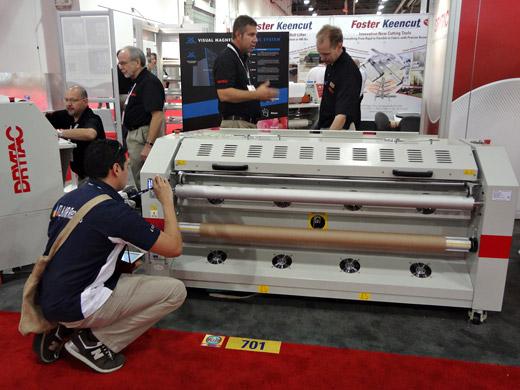 Drytac AFC 1600-2200 WB coater