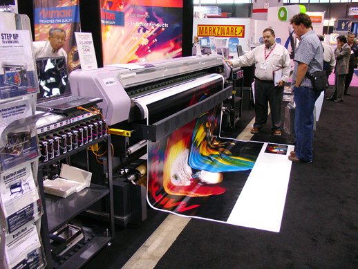Mimaki JV3-250SPF printer evaluations