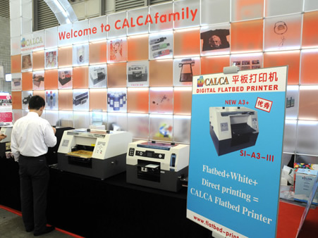 CALCA flatbed UV printer product evaluation