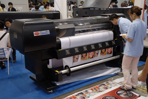 Yaselan Picasso UV-curable inkjet flatbed YSL-D1600FBUV