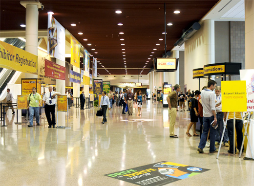 convention, trade fair, international expo, flatbed UV printers, CNC routers, media, substrates