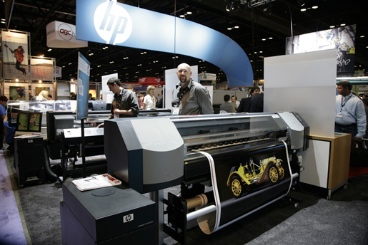 HP DesignJet 8000sr printer evaluations