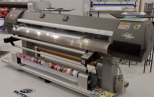 Mutoh Rockhopper 3 Extreme eco-solvent printer evaluations