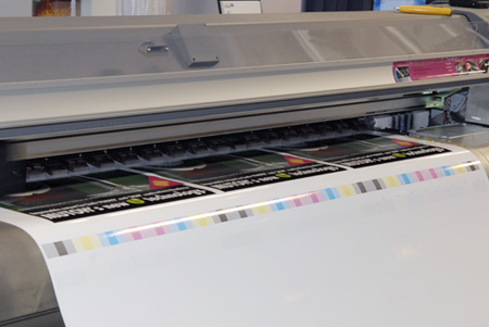 Mutoh Spitfire Extreme mild-solvent printer evaluations